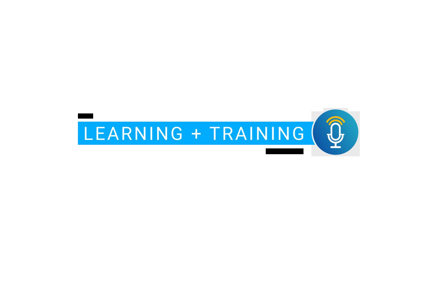 Learning-+-Training-masthead-podcast-logo