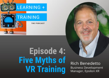 Five Myths of VR Training